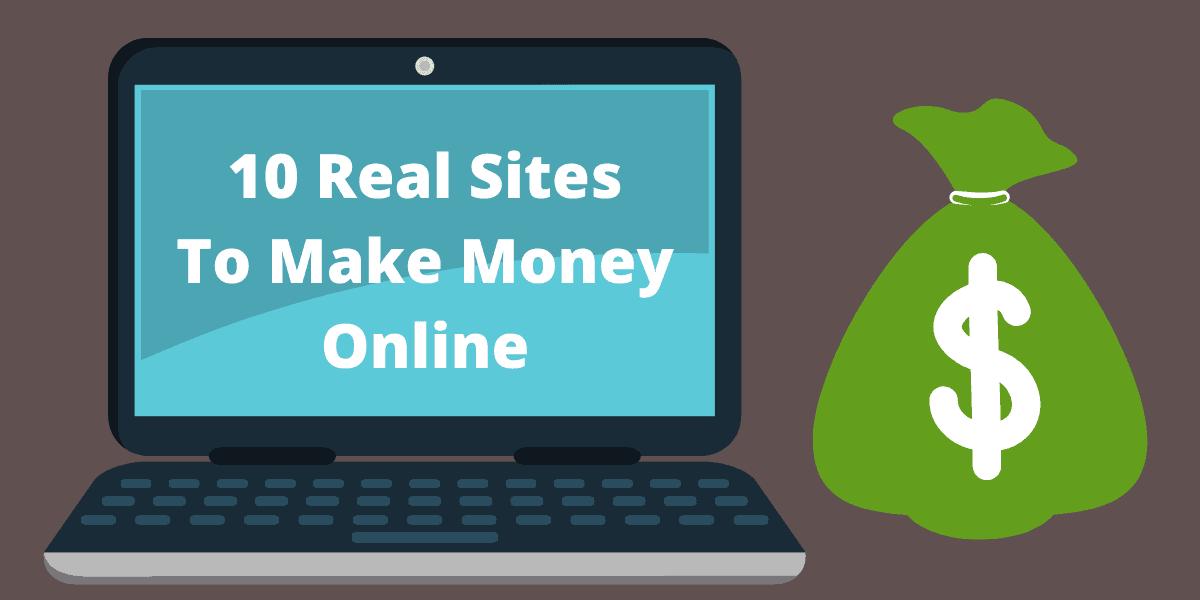 Money Making Websites